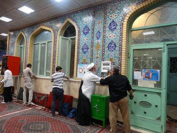 مسجد حضرت ابوالفضل 3